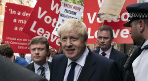 Boris Johnson: premier zagadka