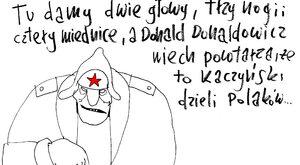 Donald Donaldowicz niech powtarza