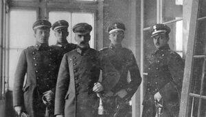 Granice Rzeczypospolitej w latach 1918-1945