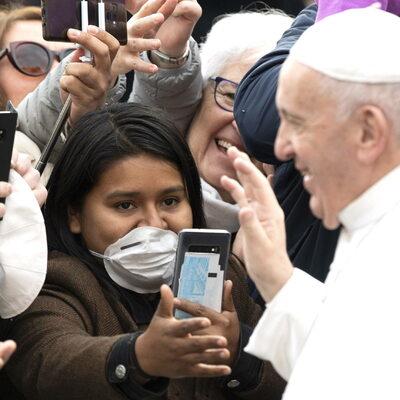 Papież zachęca do praktykowania cnoty nadziei
