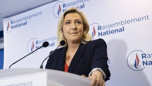 Sondaż prezydencki we Francji. Na prawicy wyrównany wyścig o drugą turę