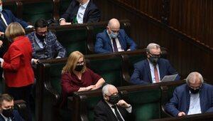 Sondaż poparcia. Kilkupunktowa przewaga Prawa i Sprawiedliwości nad...