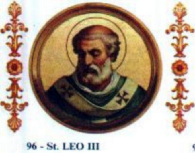 Papież Leon III