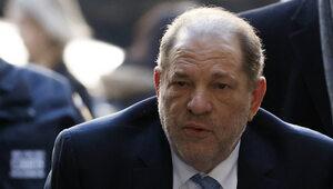 Harvey Weinstein skazany za gwałt i napaść seksualną. Czeka go wiele lat...