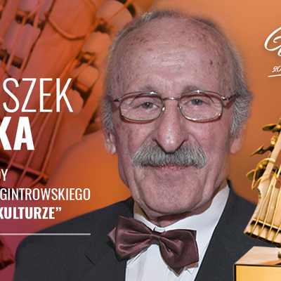 Franciszek Pieczka laureatem Nagrody im. Przemysława Gintrowskiego