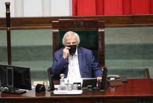 Ryszard Terlecki w szpitalu. Wicemarszałek Sejmu przeszedł operację