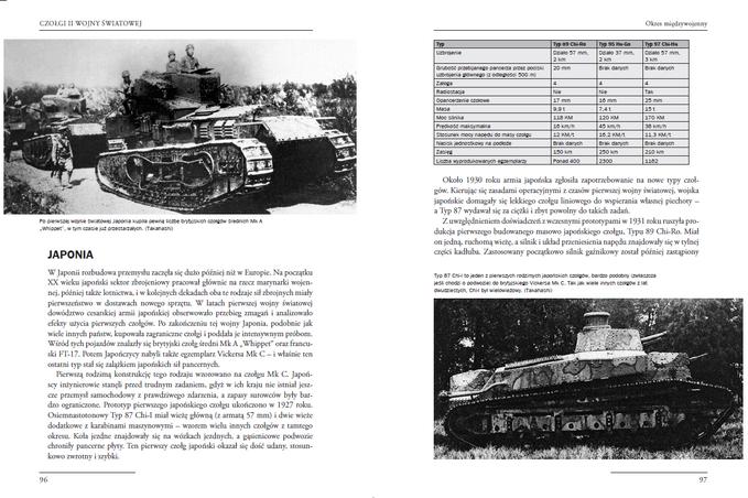 96 strona Czołgi IIwojny światowej