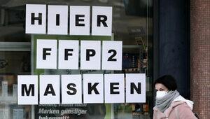 """""""Deutsche Welle"""": Maseczki FFP2 dobre w pomieszczeniach, ale nie na..."""