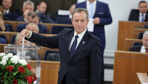 PiS oficjalnie traci Senat. Tomasz Grodzki marszałkiem