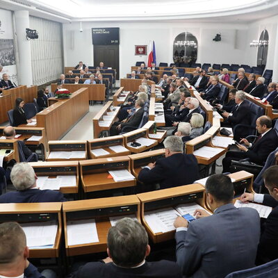 Senat ustanowił rok 2020 rokiem św. Jana Pawła II