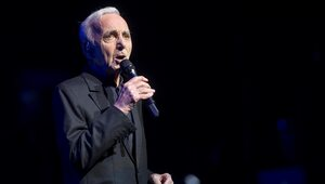 Nie żyje Charles Aznavour. Francuski pieśniarz miał 94 lata