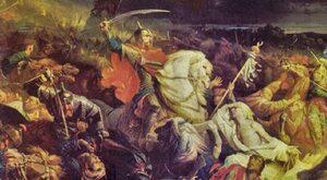 Masakra na Kulikowym Polu. W tej jednej bitwie zginęło 12 książąt