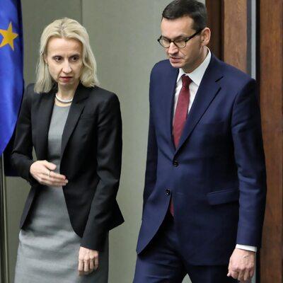 Nieoficjalnie: Będzie dymisja minister Czerwińskiej