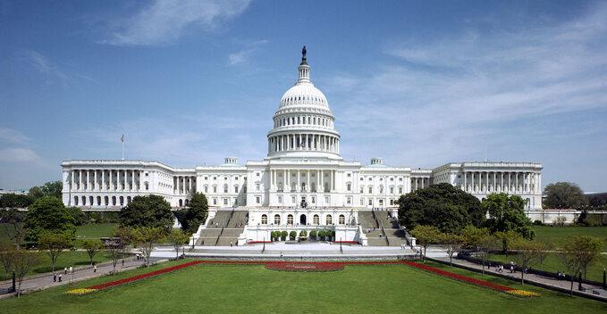 Siedziba Izby Reprezentantów USA