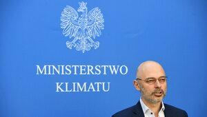 Minister klimatu i środowiska straci stanowisko? Kurtyka odpowiada