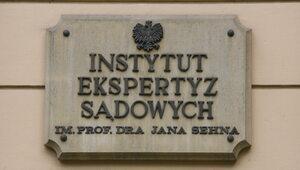 Ważna decyzja resortu sprawiedliwości. Instytut Ekspertyz Sądowych w...