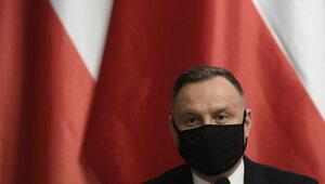 """Wypadek autokaru z obywatelami Ukrainy. Prezydent Duda pisze o """"głębokim..."""