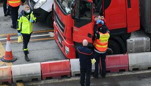 Ważna informacja dla kierowców ciężarówek. Chodzi o przekraczanie granicy