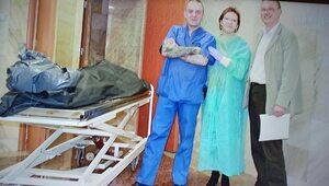 Wstrząsające zdjęcia Kopacz ze Smoleńska. Fala komentarzy