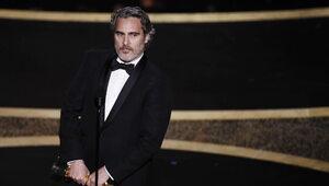 Łzy na gali Oscarów. Filmowy Joker wspominał zmarłego brata