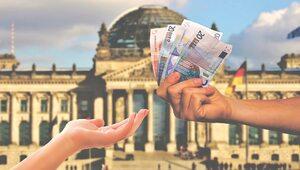 Podduszanie za pomocą euro