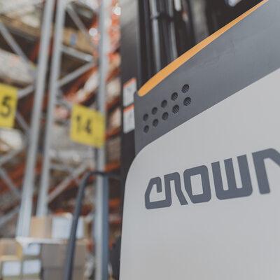 Wózki widłowe Crown podbijają polską branżę logistyczną