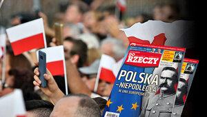 """""""Do Rzeczy"""" nr 45: Polska – niepodległa w Unii Europejskiej?"""