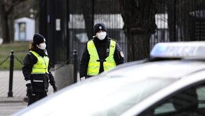 Kobieta aresztowana za brak maseczki? Oświadczenie policji