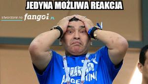 """""""Kiedy starasz się zrozumieć..."""". Najlepsze memy po klęsce Argentyny"""