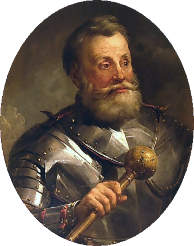 "Marcello Bacciarelli, ""Jan Karol Chodkiewicz"""
