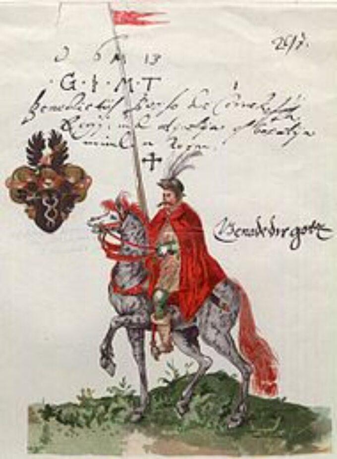 Średniowieczny kopijnik
