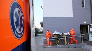 Szpitale polowe są na trzeci etap epidemii