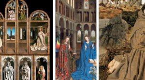Rewolucja optyczna Jana van Eycka