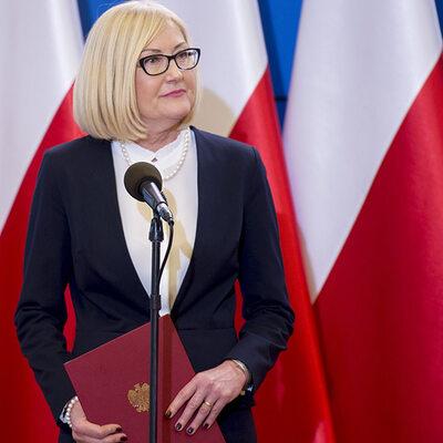 Kopcińska: Zwróciłam swoją nagrodę do KPRM