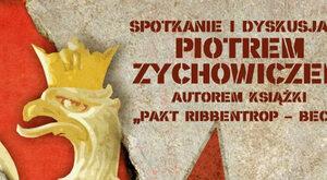 Piotr Zychowicz w Krakowie