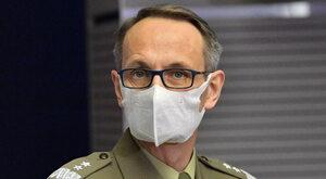 Gen. Gielerak: Czekają nas trudne dni, jednak to ostatnie tygodnie...