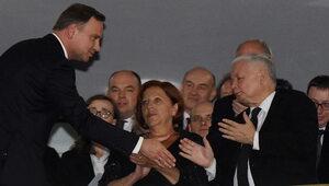 """""""Pani Basia"""" jednak zostaje na Nowogrodzkiej. Kaczyński ją przekonał?"""