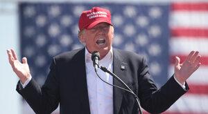 Jak Trump o Tusku zapomniał