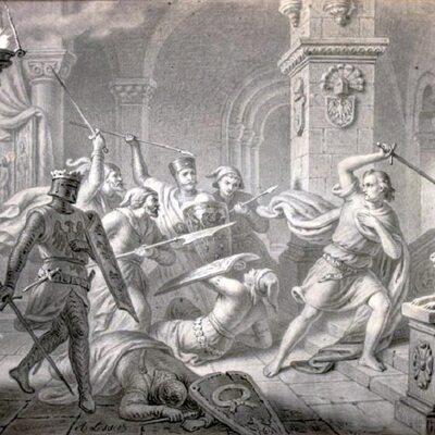 Przemysł II zadźgany. Jak Niemcy zamordowali polskiego króla