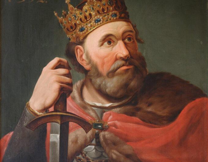 Bolesław IChrobry naobrazie Jana Bogumiła Jacobiego