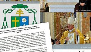 Apb Jędraszewski: Wolę Ojca Świętego przyjąłem w duchu posłuszeństwa