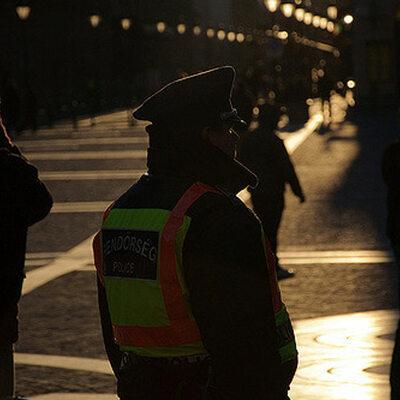 Policjanci celem zamachu w Budapeszcie