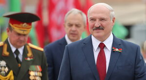 Białoruska telewizja o polskich okupantach