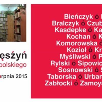 Festiwal Szczebrzeszyn Stolicą Języka Polskiego