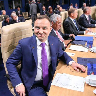 Najwięcej Polaków ufa Andrzejowi Dudzie