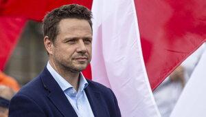 Trzaskowski chce likwidacji TVP Info. Jednocześnie broni TVN