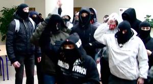 Faszyści i pedofile u bram
