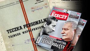 """""""Do Rzeczy"""" nr 36: Sławomir Cenckiewicz demaskuje. Wszystkie kłamstwa..."""