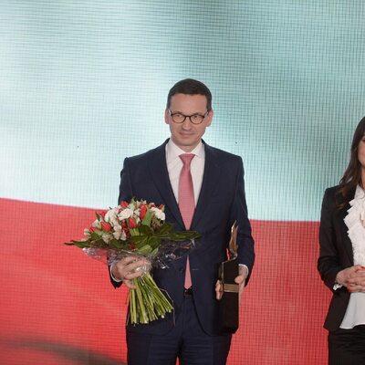 Mateusz Morawiecki laureatem Nagrody im. Prezydenta RP Lecha Kaczyńskiego