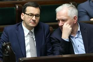 Gowin krytykuje Polski Ład. Oto odpowiedź Morawieckiego